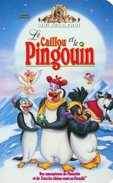 Affiche Youbi, le petit pingouin