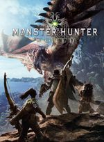 Jaquette Monster Hunter World