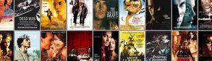 Cover Les films peu connu ou à voir (presque tous en fait) de Johnny Depp