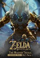 Jaquette The Legend of Zelda: Breath of the Wild - Les Épreuves Légendaires