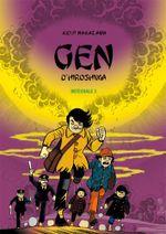 Couverture Gen d'Hiroshima : Intégrale, tome 3