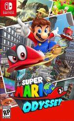 Super Mario Odyssey - Nintendo EPD