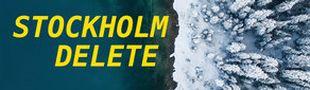 Couverture Stockholm Delete