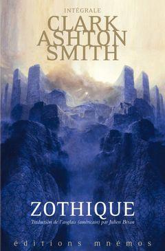 Couverture Zothique