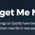 Illustration Forgotify, le site internet inutile qui te permet d'écouter des morceaux joués 0 fois sur Spotify
