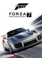 Jaquette Forza Motorsport 7