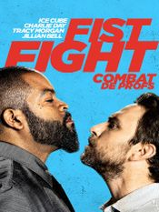 Affiche Fist Fight : Combat de profs