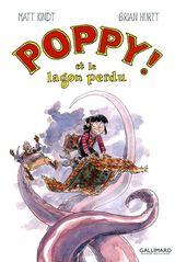 Couverture Poppy ! et le lagon perdu