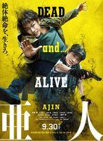 Affiche Ajin : Semi-humain