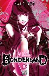 Couverture Alice in Borderland, tome 18