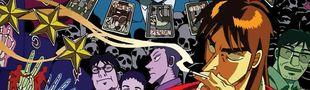 Cover Les mangas sur les jeux d'argent et les paris