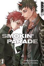 Smokin' Parade, tome 1 - Kazuma Kondou