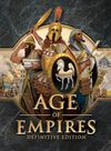 Jaquette Age of Empires : Definitive Edition