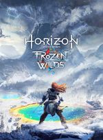 Jaquette Horizon Zero Dawn : The Frozen Wilds