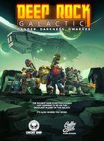 Jaquette Deep Rock Galactic