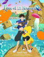 Affiche Lou et l'île aux sirènes
