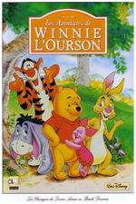 Affiche Les Aventures de Winnie l'ourson