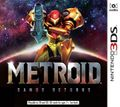 Jaquette Metroid : Samus Returns