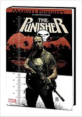 Couverture The Punisher Omnibus
