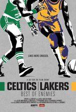 Affiche 30 for 30 - Celtics/Lakers: Best of Enemies