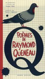 Couverture Poèmes de Raymond Queneau