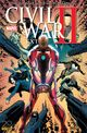 Couverture Civil War II Extra, tome 5