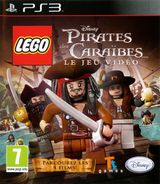Jaquette LEGO Pirates des Caraïbes : Le Jeu vidéo
