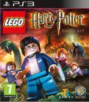 Jaquette LEGO Harry Potter : Années 5 à 7