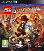 Jaquette LEGO Indiana Jones 2 : L'Aventure continue