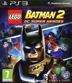 Jaquette LEGO Batman 2 : DC Super Heroes