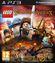 Jaquette LEGO Le Seigneur des anneaux