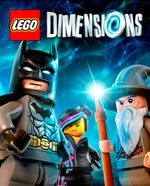 Jaquette LEGO Dimensions