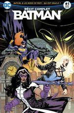 Couverture Batgirl & Les Birds Of Prey : Qui est Oracle? - Récit complet Batman, tome 1
