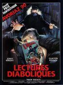 Affiche Lectures diaboliques