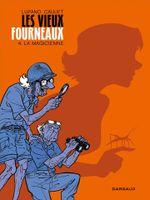 Couverture La Magicienne - Les Vieux Fourneaux, tome 4