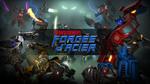 Jaquette Transformers : Forgés d'Acier