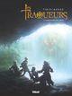 Couverture L'arme perdue des dieux - Les Traqueurs, Tome 1