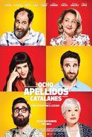 Affiche Ocho apellidos catalanes