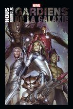 Couverture Marvel Anthologie : Nous sommes les Gardiens de la Galaxie