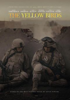 Affiche The Yellow Birds