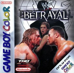 Jaquette WWF Betrayal