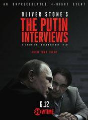 Affiche Conversations avec Monsieur Poutine