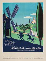 Affiche Les Lettres de mon moulin