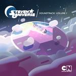 Pochette Steven Universe, Volume 1 (OST)