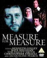 Affiche Measure for Measure