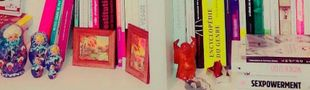 Cover Club de lecture féministe - livres
