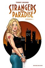 Strangers in paradise - Intégrale 1 - Terry Moore (II)
