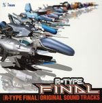 Pochette R-Type Final Original Sound Tracks (OST)