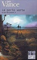 Couverture La Perle verte - Le Cycle de Lyonesse, tome 2