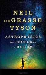 Couverture Astrophysics for people in a hurry